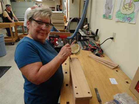 valley wood workers joining    joy