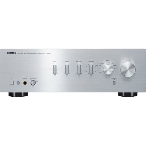 Audio Power Lifier Yamaha 100w yamaha a s501 integrated lifier silver a s501sl b h photo
