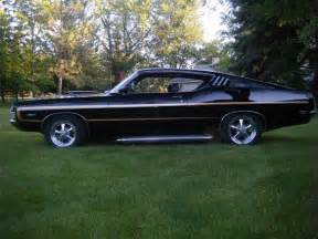 1969 ford grand torino gt fastback garage