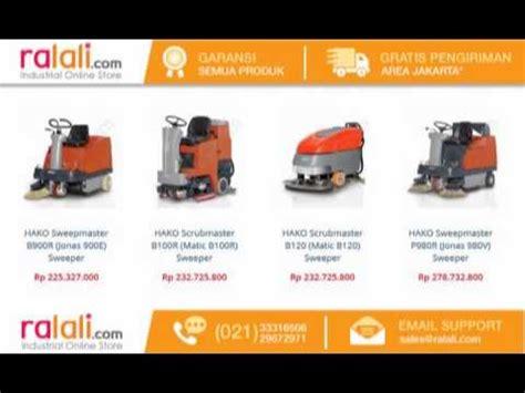 Harga Merk Keep daftar harga mesin sapu elektrik merk hako