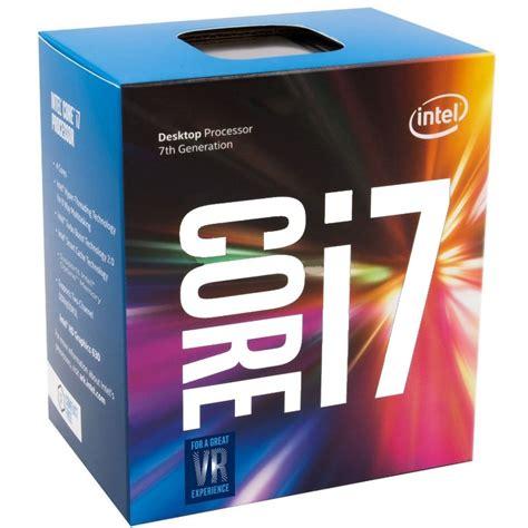 Intel I7 7700k 4 2ghz Up To 4 5ghz Cache 8mb Box Lga 1151 intel i7 7700k 4 2ghz kaby lake socket ocuk