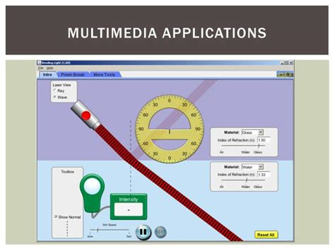 design multimedia application ppt infrastructure development for ict teaching and