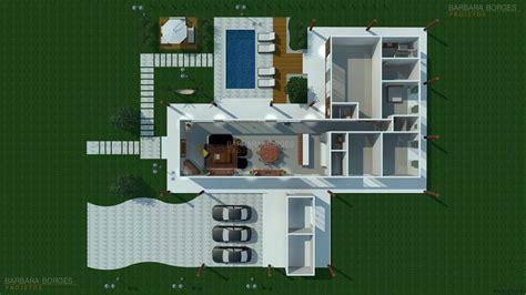 projeto 3d projetos de casas barbara borges projetos 3d