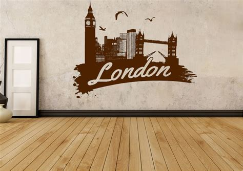 London Wall Art Stickers london wall decals gallery