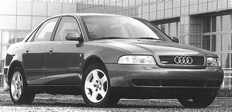 security system 1996 audi a4 regenerative braking 1996 audi a4