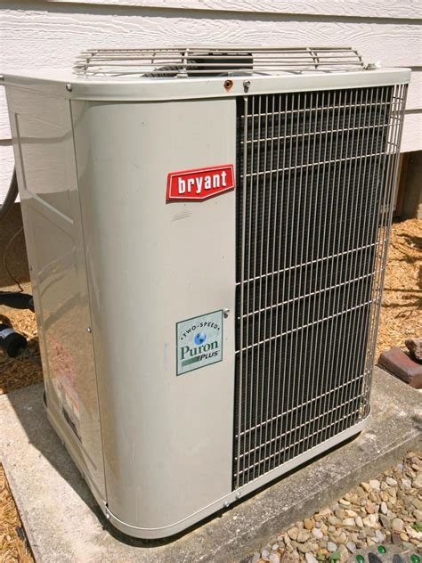 replace heating and air unit with new efficient hvac
