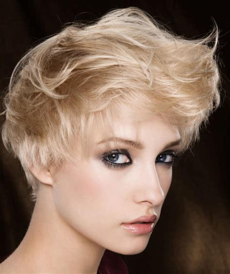 Women's Hairstyles: Cute Short Messy Hairstyles 2013