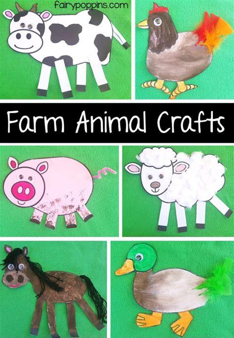 animal farm a fairy 185715150x farm crafts activities fairy poppins