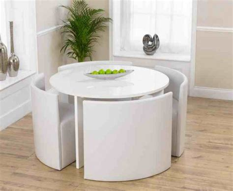 white round dining room table 15 white round table design ideas for extravagant look of