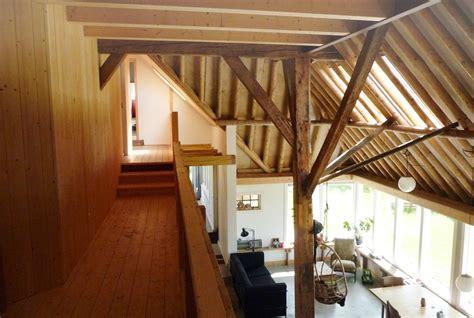schuur ombouwen tot slaapkamer boerderij verbouwen architect renovatie boerderij