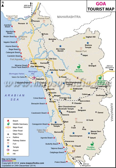 Travel to Goa - Tourism, Destinations