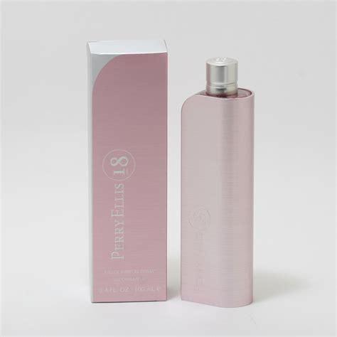 Perry Ellis Parfum Original 18 100 Ml perry ellis 18 edp spray perry ellis perfume