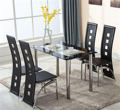 25 Best Ideas About Glass Dining Table On Glass Dining Tables And Leather Chairs Dining Room Ideas