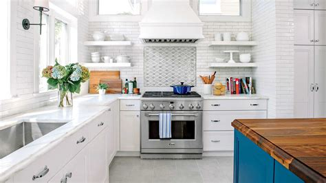 all white kitchen cabinets all time favorite white kitchens southern living