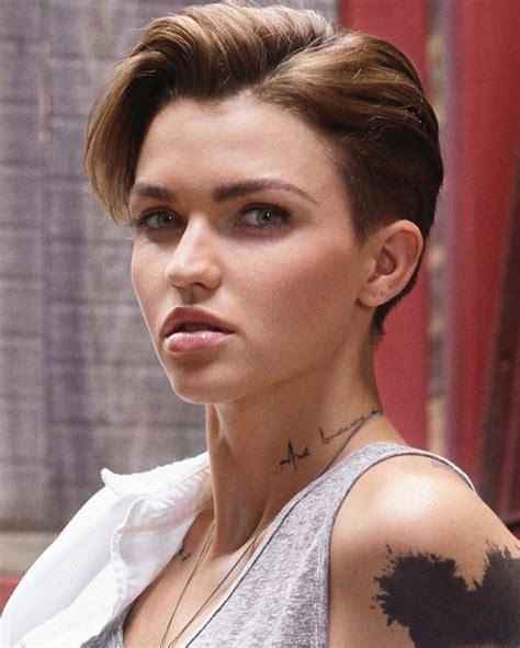 ruby rose haircut the 25 best ruby rose hair ideas on pinterest ruby rose