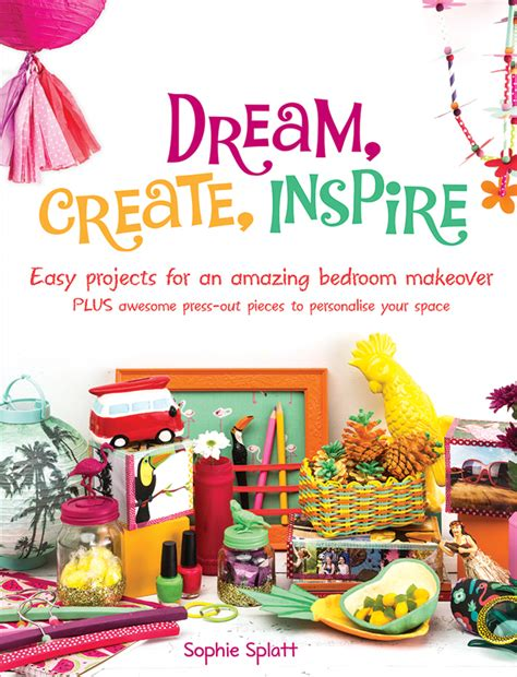 inspire create books create inspire easy projects for an amazing