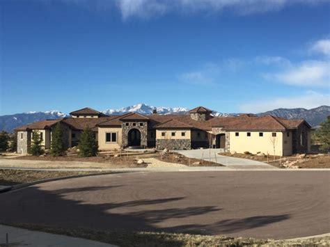 new home builder colorado springs floor plans