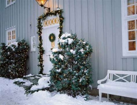addobbi natalizi giardino addobbi natalizi da esterno foto 40 40 tempo libero