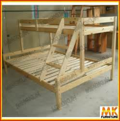 pine wood furnituredouble deck bed for kids buy wood double bed bedroom furniture reviews