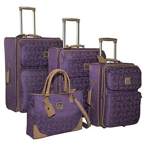Dian Set diane furstenberg signature seven 4 luggage set