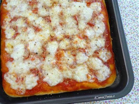 tempo di cottura pizza fatta in casa pizza fatta in casa ricetta pizza fatta in casa in