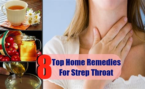 home remedies for strep home remedy throat infection