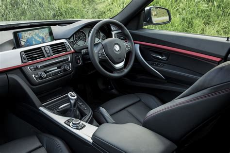 3 Series Interior by