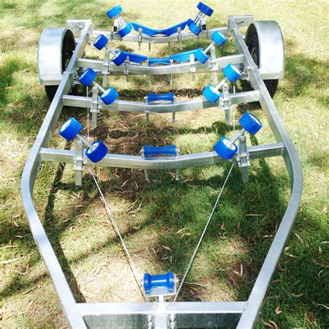boat trailer lights townsville boat trailers 4 metre to 8 metre at wholesale prices australia