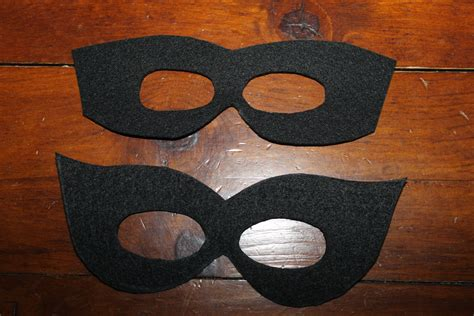 diy easy mask diy capes and masks