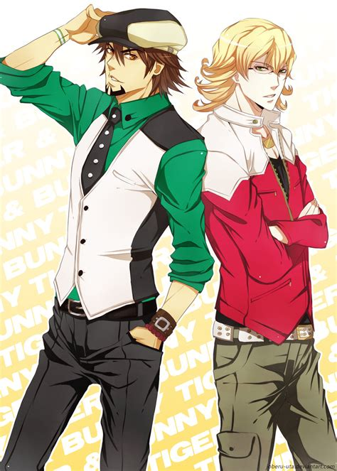 Kid Tiger And Bunny tiger and bunny characters www imgkid the image