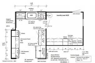 kitchen floor plans free kitchen designs amys kitchen floor plans with laundry