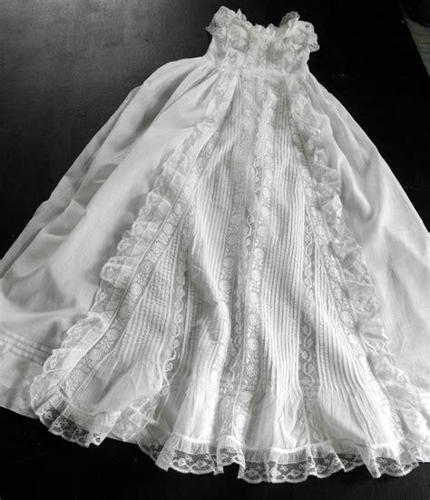 Handmade Christening Gowns - vintage christening gown handmade