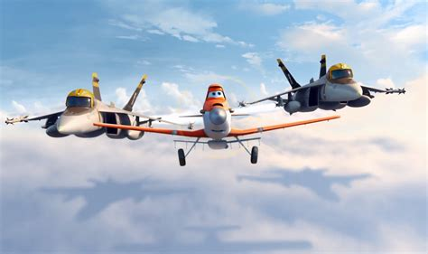 pictures of planes disney s planes a great aviation movie movie review