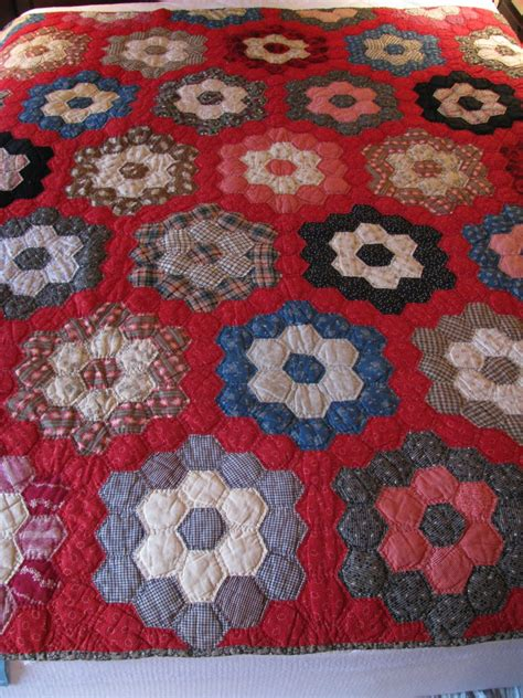 Patchwork Quilt Minneapolis - collector with a needle minnesota hex s by way of