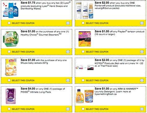 printable grocery coupons no download required no frills printable coupons week of september 26 2014