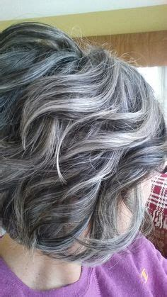 camouflaging gray hair with highlights blonde highlights for gray hair here s a good idea to