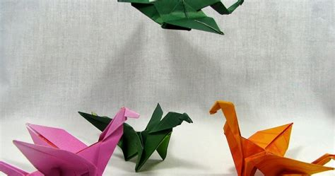 Easy Origami Dragons - paper origami easy easy origami for