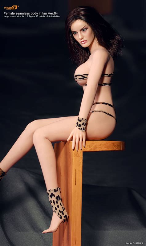 Dress Gentong corps seamless version 04 femme grosse poitrine