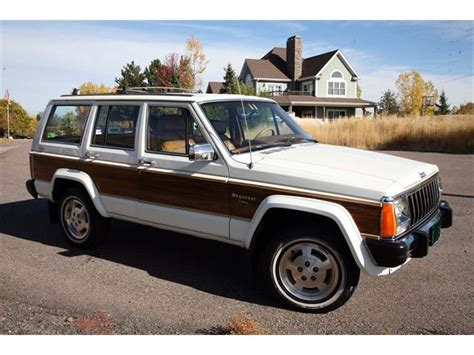 Jeep Wagoneer Classic Jeep Wagoneer For Sale On Classiccars 21
