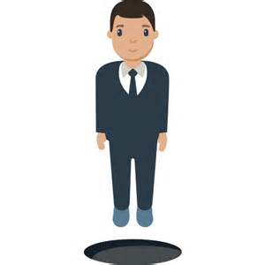 in suite in business suit levitating emoji for email
