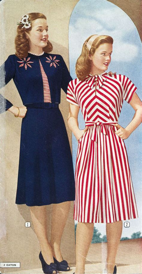 two lovely dresses from the eaton s summer