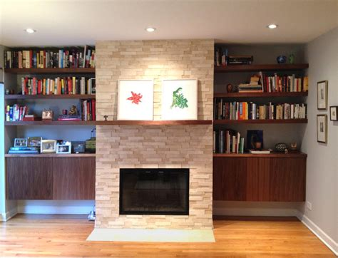 built in shelves living room built in bookshelves and cabinets modern living room