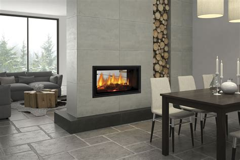 Endless Fireplace sided fireplaces two sides endless benefits completehome