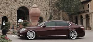 lexus ls 460 custom wheels niche ritz 22x10 0 et tire