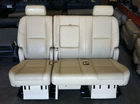 cadillac escalade 2nd row bench seat cadillac escalade 2nd row bench seat 28 images