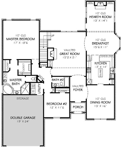 house plans with future expansion future expansion space 30712gd architectural designs