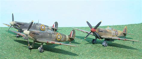 polish spitfire aces aircraft 1472808371 three polish spitfires the display case arc discussion