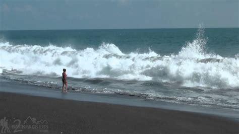 monterrico beach guatemala travel video ep  youtube