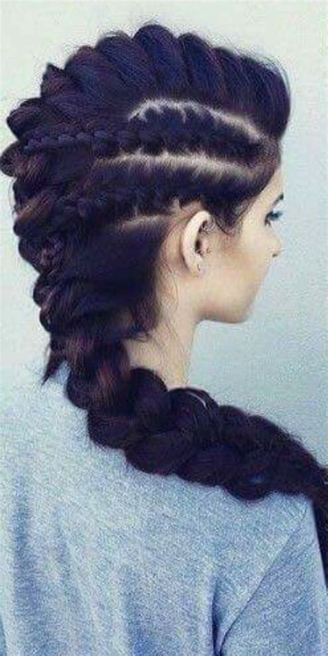 i need to set my braids for office the 25 best viking braids ideas on pinterest braided