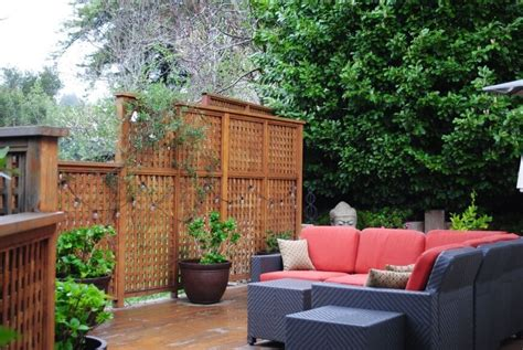 privacy screen ideas for backyard 59 backyard ideas for beauty fun kids and entertaining